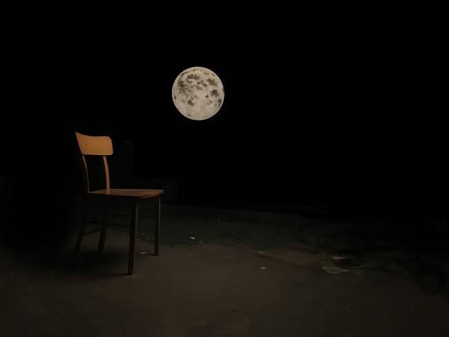 橡果藝術|LUNA II 月球燈 (30cm)