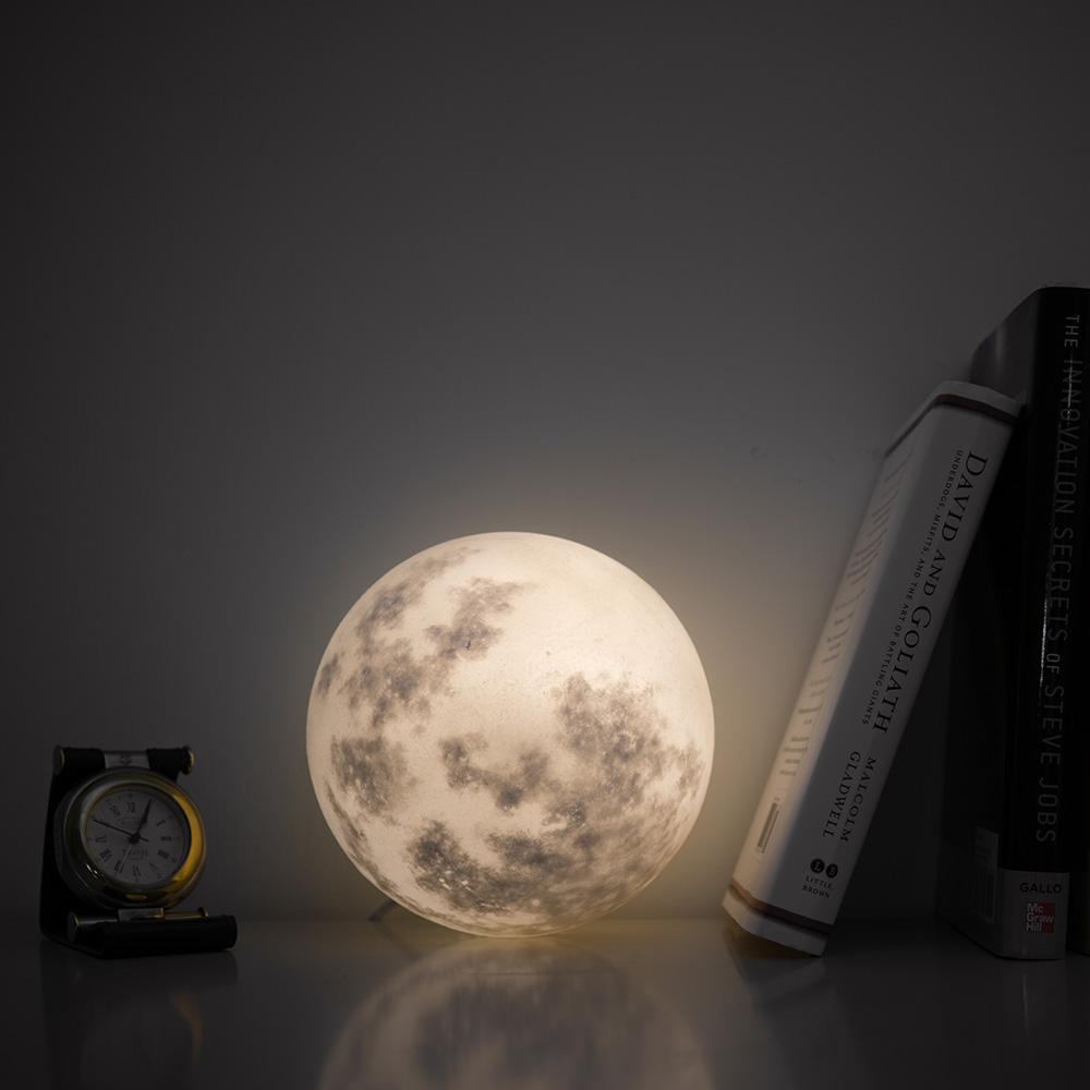 橡果藝術|LUNA I 月球燈 (15cm)