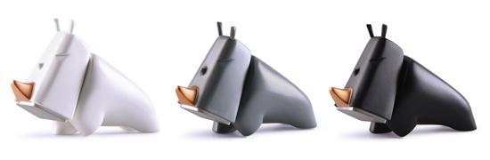 iThinking|犀牛鎚 Rhino Hammer (白)