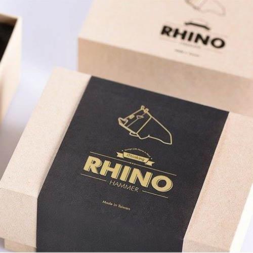 iThinking|犀牛鎚 Rhino Hammer (灰)