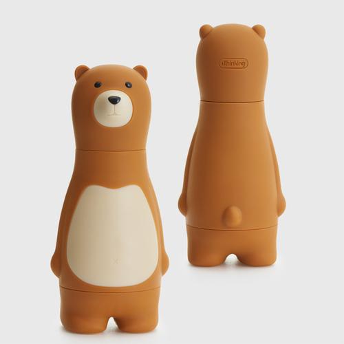 iThinking|Bear Papa 棘輪起子組(咖啡)