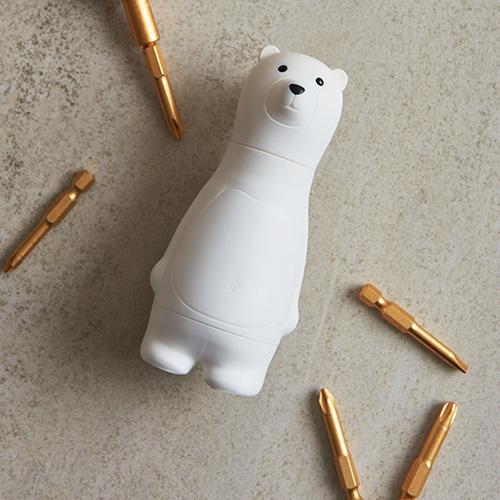 iThinking|Bear Papa 棘輪起子組 (白熊典藏限定款)