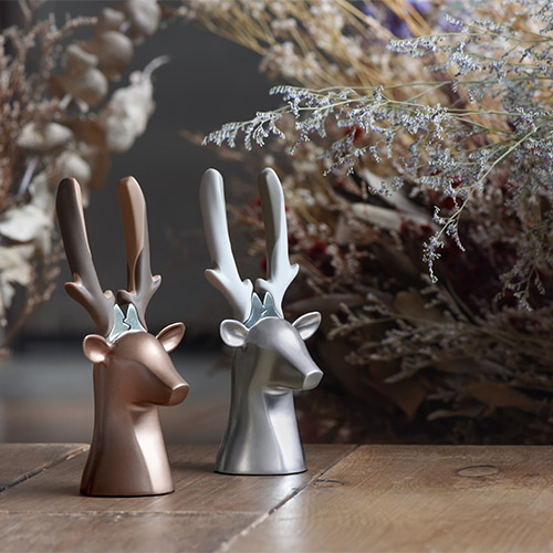 iThinking|Deer Dear II 桌飾座鹿(三色款)-斜口鉗