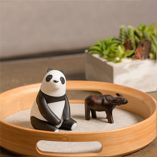 iThinking Panda Mama 棘輪螺絲起子組(百尺竿頭款)