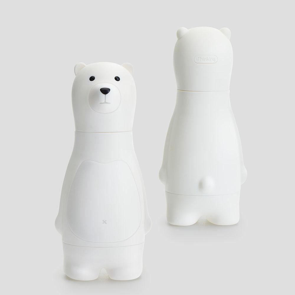 iThinking|Bear Papa 棘輪起子組(白)