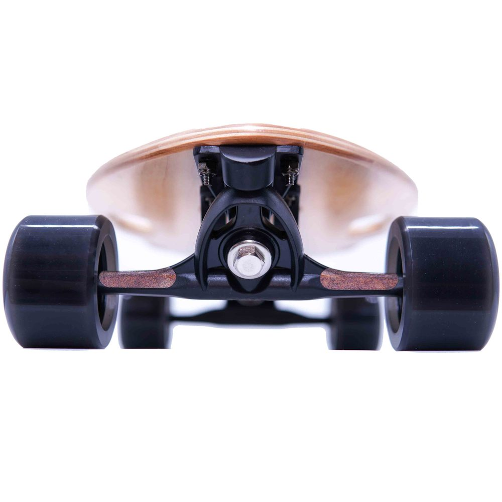 Elos Skateboards|都會滑板通勤款(俐落黑)
