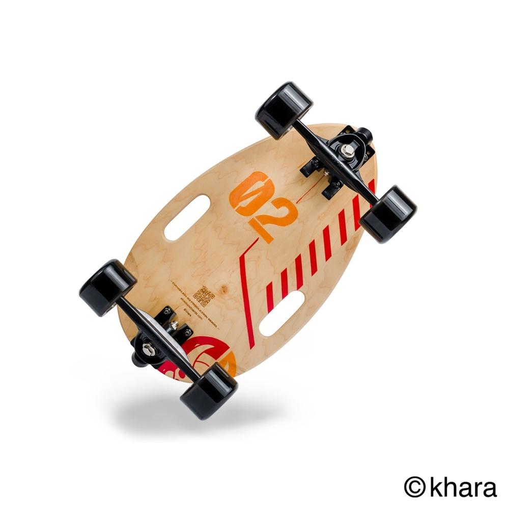 Elos Skateboards|都會滑板通勤款 -  2號機(EVA Sports聯名款)