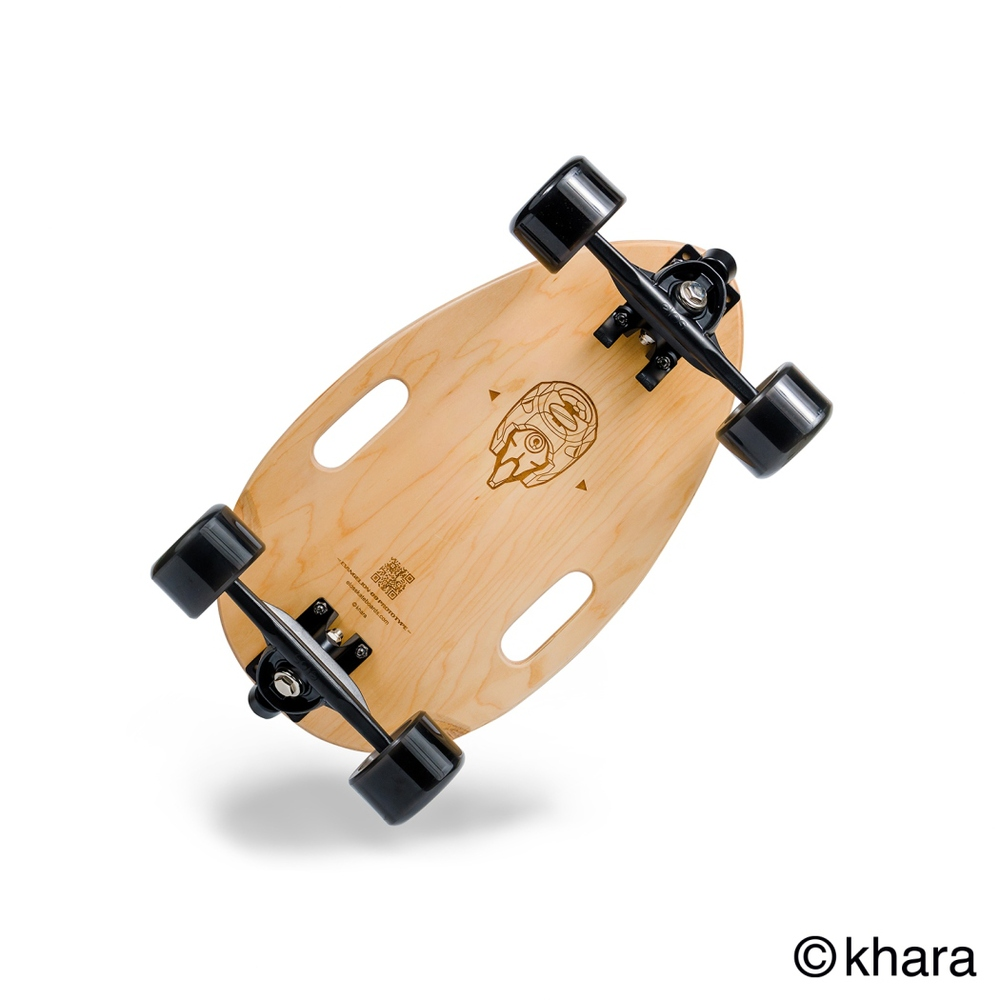 Elos Skateboards|都會滑板通勤款 - 綾波零(EVA Sports聯名款)