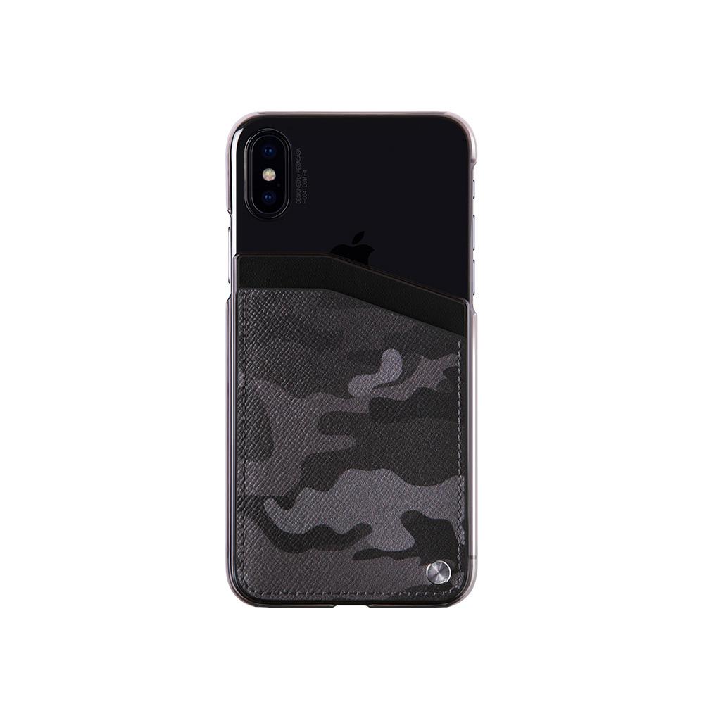 PEGACASA   iPhone X / XS 手機殼-迷彩系列