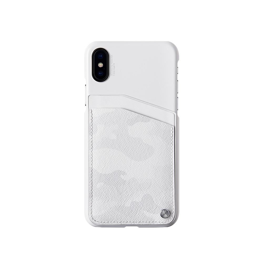 PEGACASA | iPhone X / XS 手機殼-迷彩系列