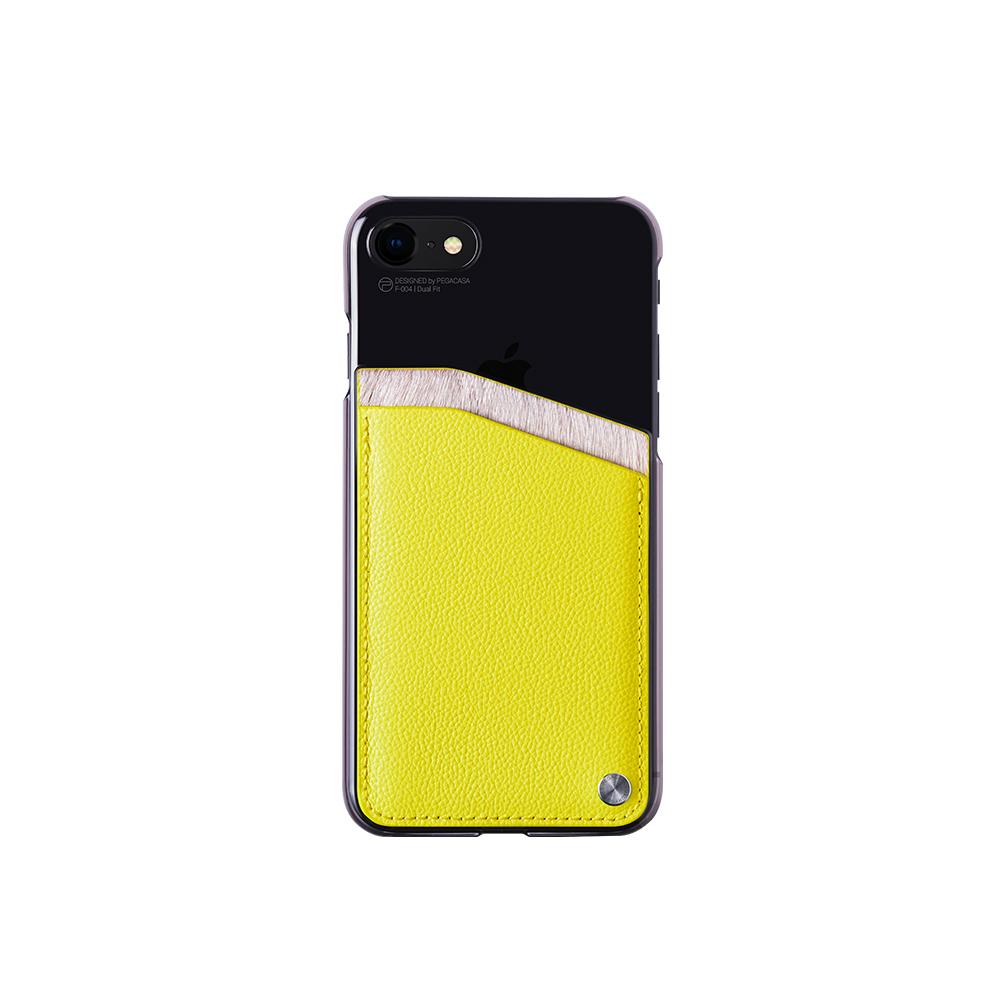 PEGACASA | iPhone 8 /7 Plus 手機殼-乳牛毛系列