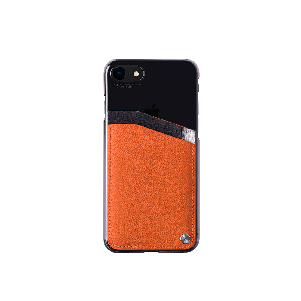 PEGACASA | iPhone 8 /7 手機殼-乳牛毛系列