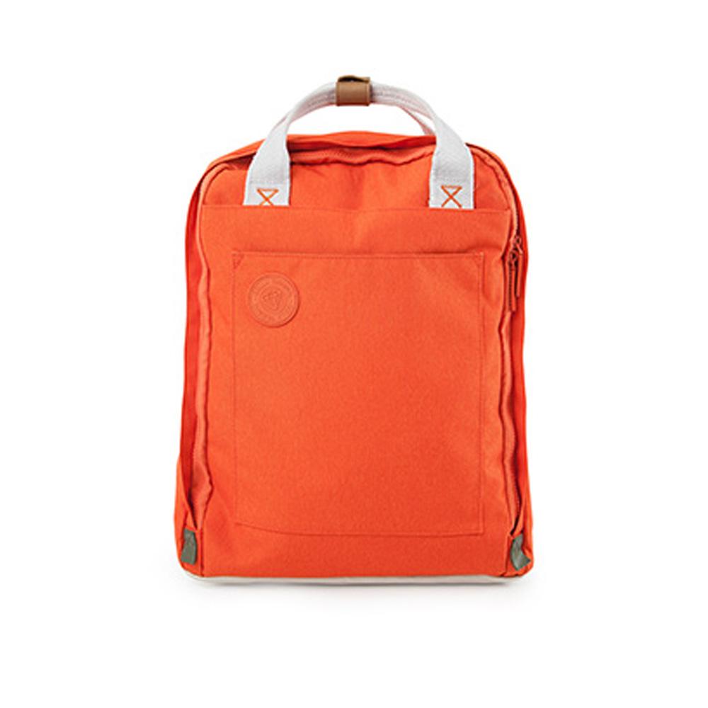 GOLLA | 北歐芬蘭時尚極簡後背包15.6吋 G1715-橘