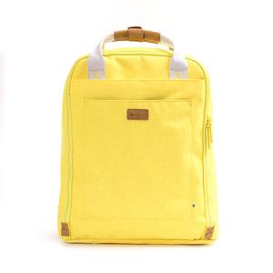 GOLLA   北歐芬蘭時尚極簡後背包15.6吋 G1765-日光黃