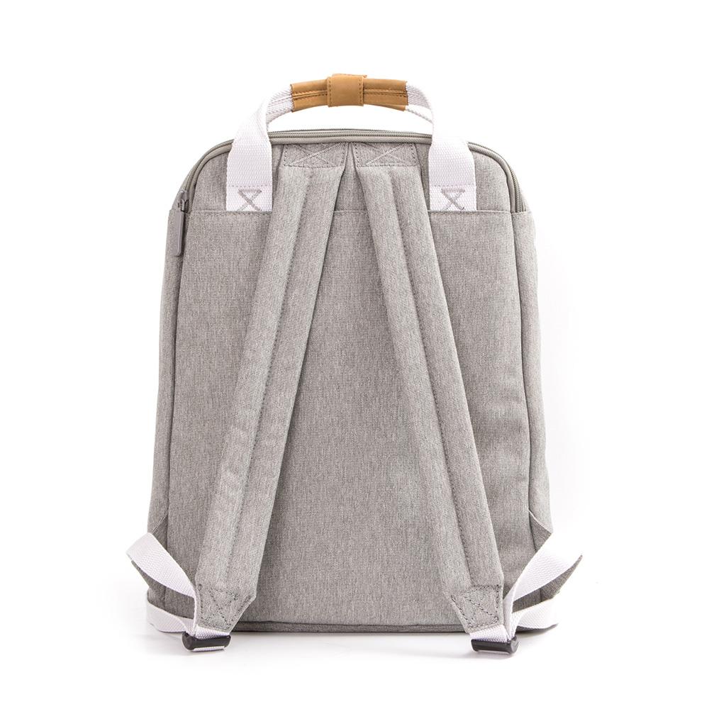 GOLLA | 北歐芬蘭時尚極簡後背包15.6吋 G1769-透明灰