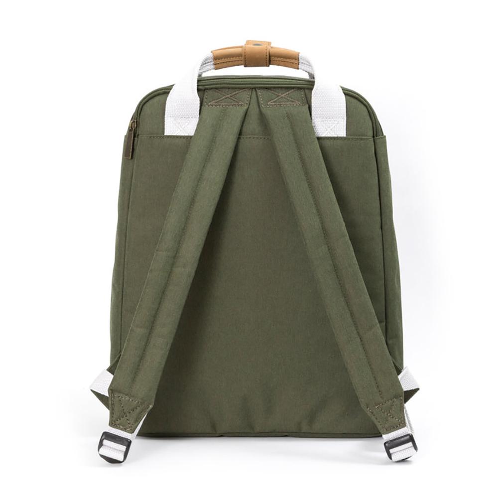 GOLLA | 北歐芬蘭時尚極簡後背包15.6吋 BG02006-松樹綠