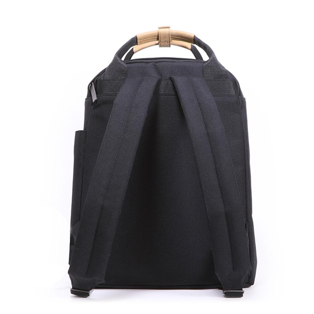 GOLLA | 北歐芬蘭時尚極簡後背包 13吋  G2155- 煤礦黑