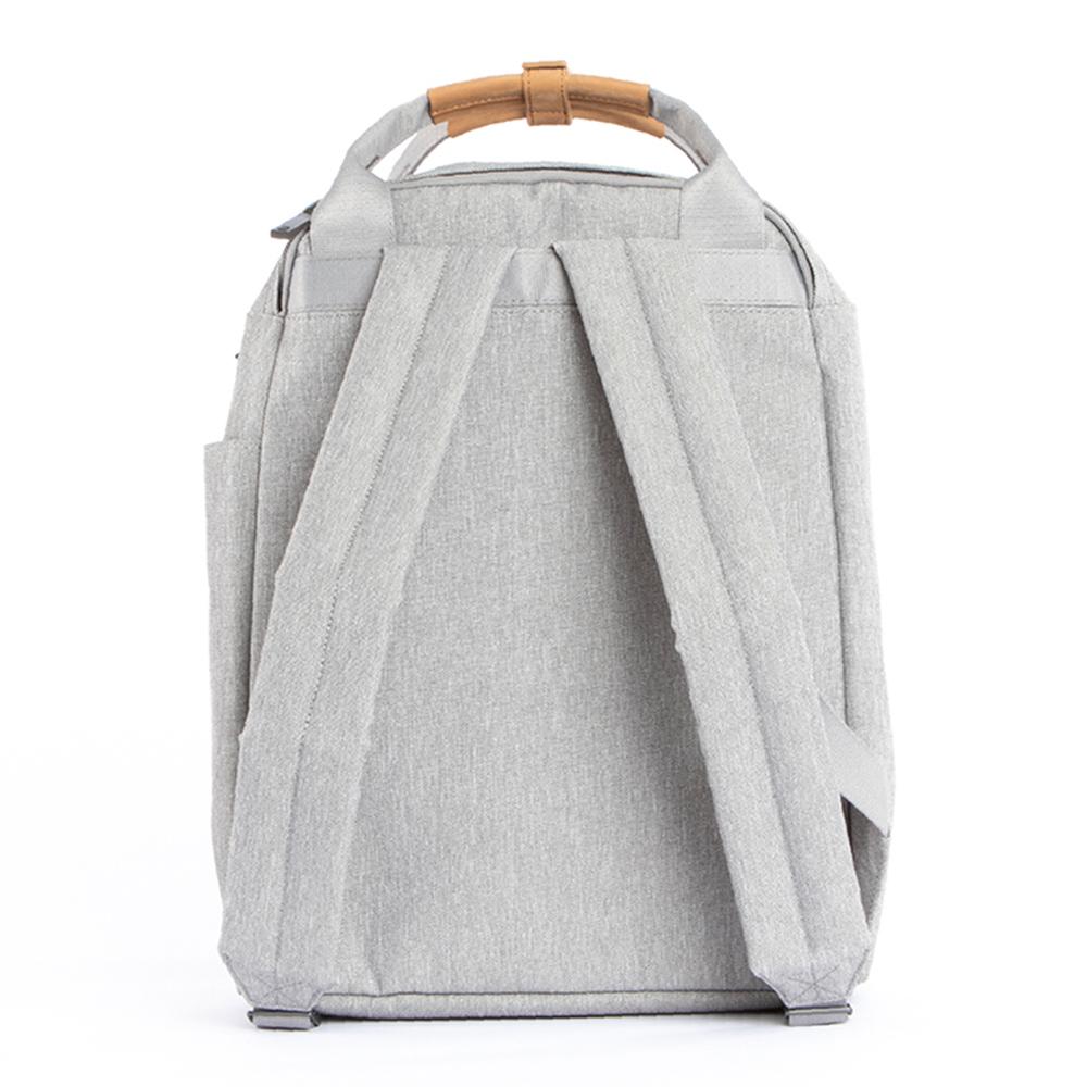 GOLLA   北歐芬蘭時尚極簡後背包 13吋  G2156 透明灰