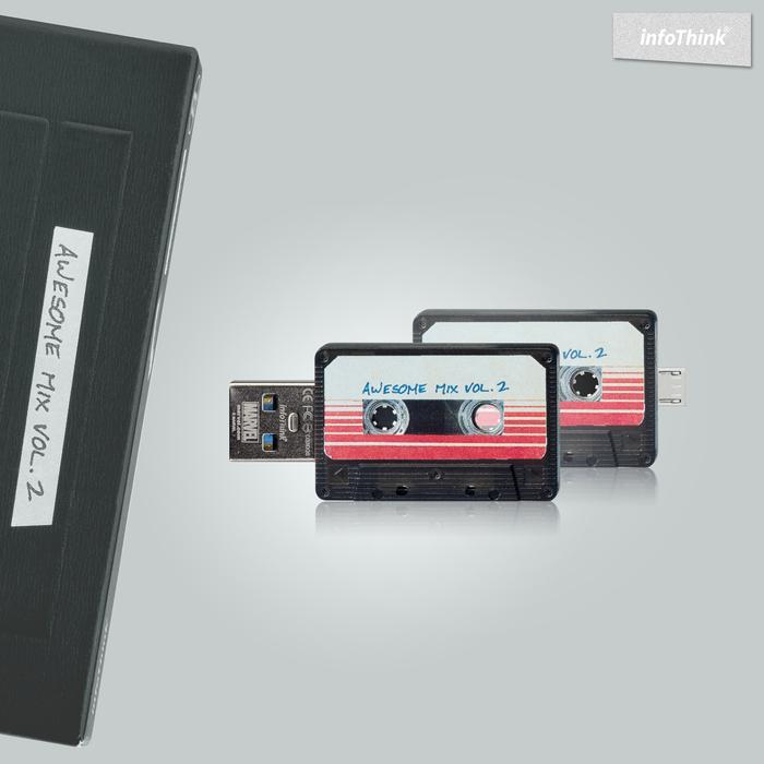 (複製)InfoThink|星際異攻隊GROOT系列造型隨身碟 32GB