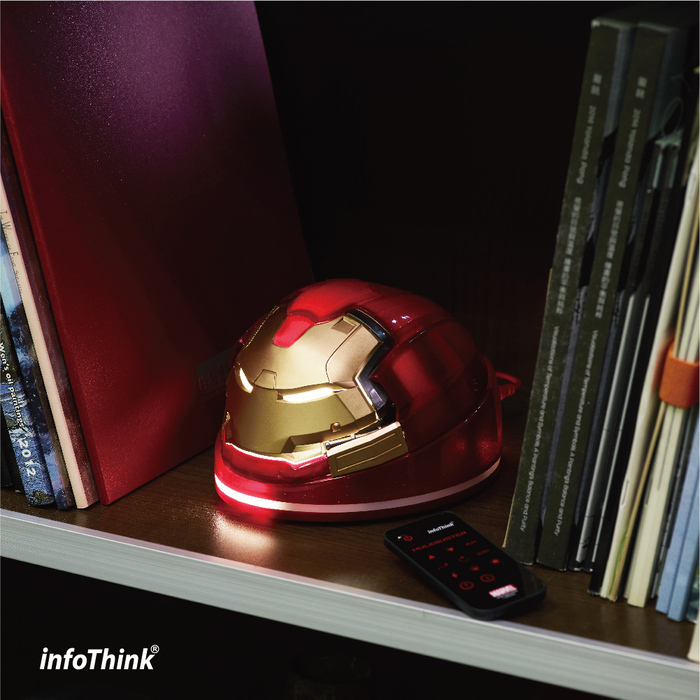 InfoThink|浩克毀滅者USB遙控動力燈/情境燈