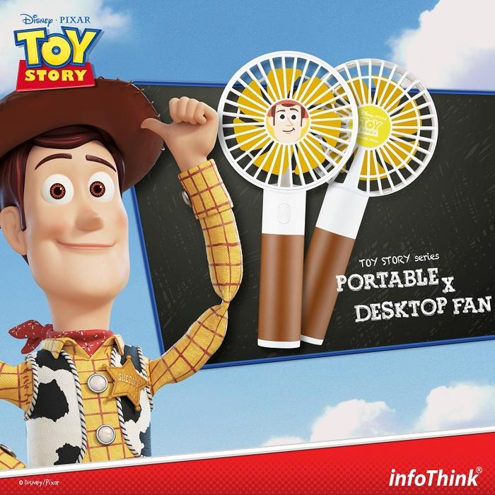 (複製)InfoThink|迪士尼玩具總動員系列泡泡歐蕾小夜燈收納盒-熊抱