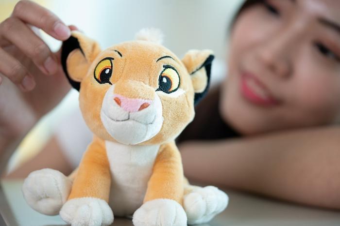 InfoThink|迪士尼獅子王系列絨毛藍牙喇叭(限量版)