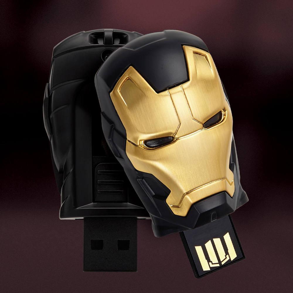 InfoThink|漫威鋼鐵人系列限定版頭盔隨身碟-32GB