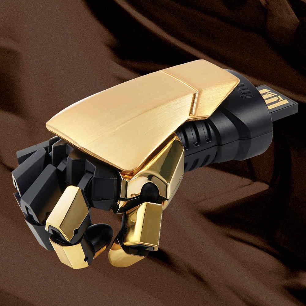 InfoThink|漫威鋼鐵人系列限定版右手盔甲隨身碟-32GB