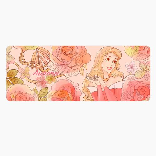 InfoThink 迪士尼公主系列花漾滑鼠桌墊-睡美人