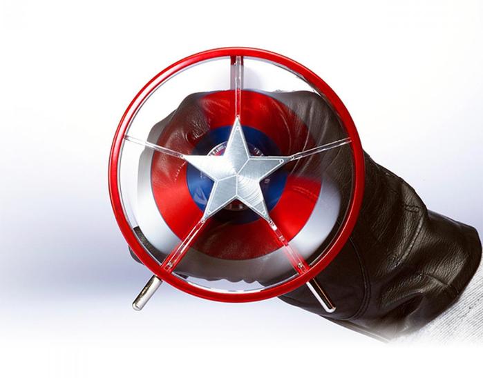 InfoThink|MARVEL美國隊長戰機螺旋槳USB風扇