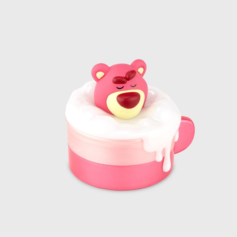InfoThink|迪士尼玩具總動員系列泡泡歐蕾小夜燈收納盒-熊抱