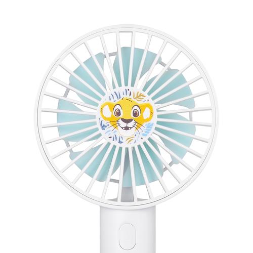 InfoThink|迪士尼獅子王系列行動x桌上兩用風扇 (高規7扇葉限量款)
