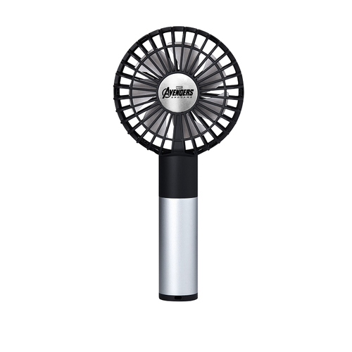 InfoThink 漫威復仇者聯盟系列三合一(手持/桌上/頸掛)冷光風扇 (限量款)