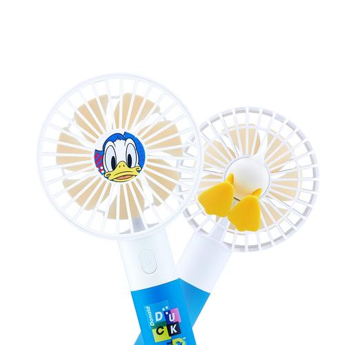 InfoThink|迪士尼唐老鴨系列翹臀造型兩用強力風扇
