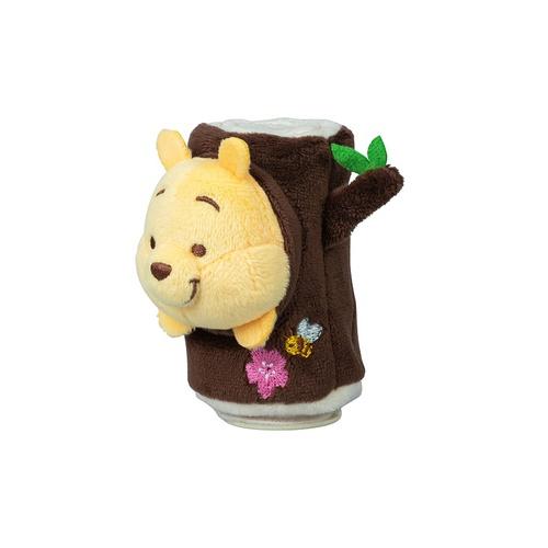 InfoThink|迪士尼小熊維尼系列躲樹洞造型暖手寶
