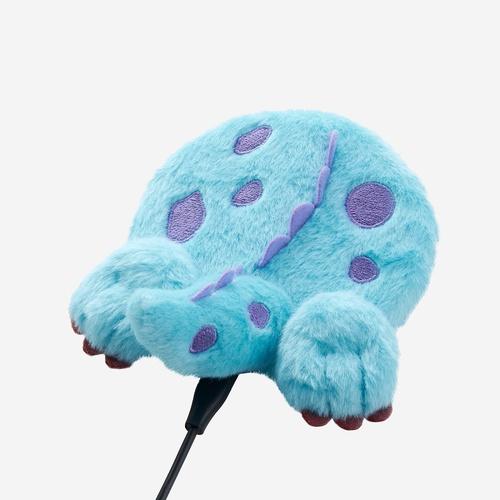 InfoThink|迪士尼怪獸大學系列毛怪電臀無線充電座