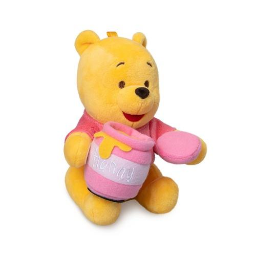 InfoThink 迪士尼小熊維尼系列絨毛蜂蜜罐藍牙喇叭(粉萌季限定)