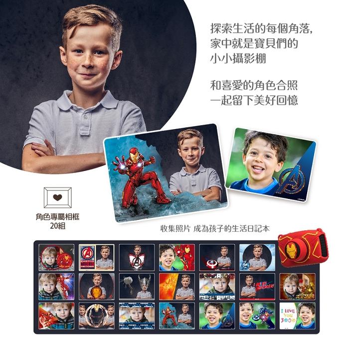 (複製)InfoThink|迪士尼冰雪奇緣系列兒童數位相機