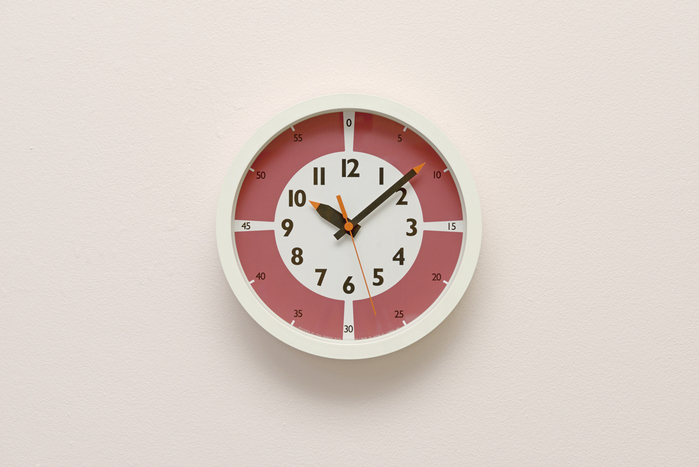 (複製)Lemnos 彩色分分學習時鐘-黃色