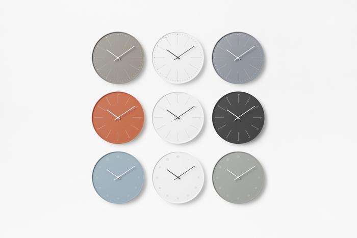 (複製)Lemnos|分子時鐘-白色