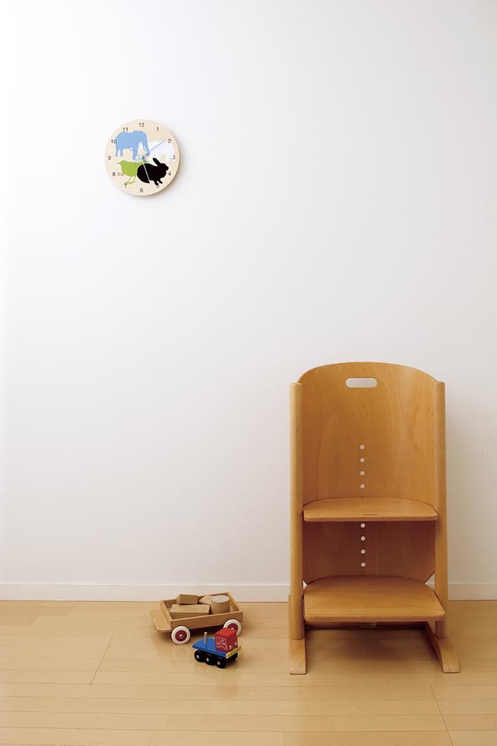 (複製)Lemnos|隔間大壁鐘-鋁本色
