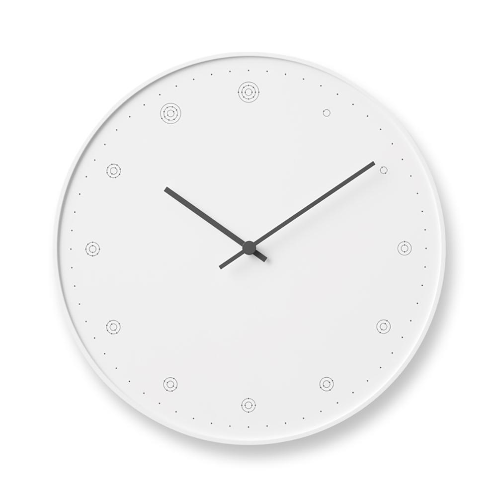 Lemnos 分子時鐘-白色