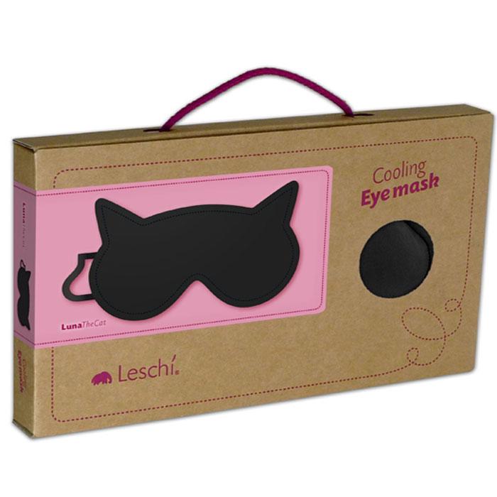(複製)德國萊思綺Leschi|舒緩疲勞 熱敷/冷敷眼罩(貓女造型-紅白點)