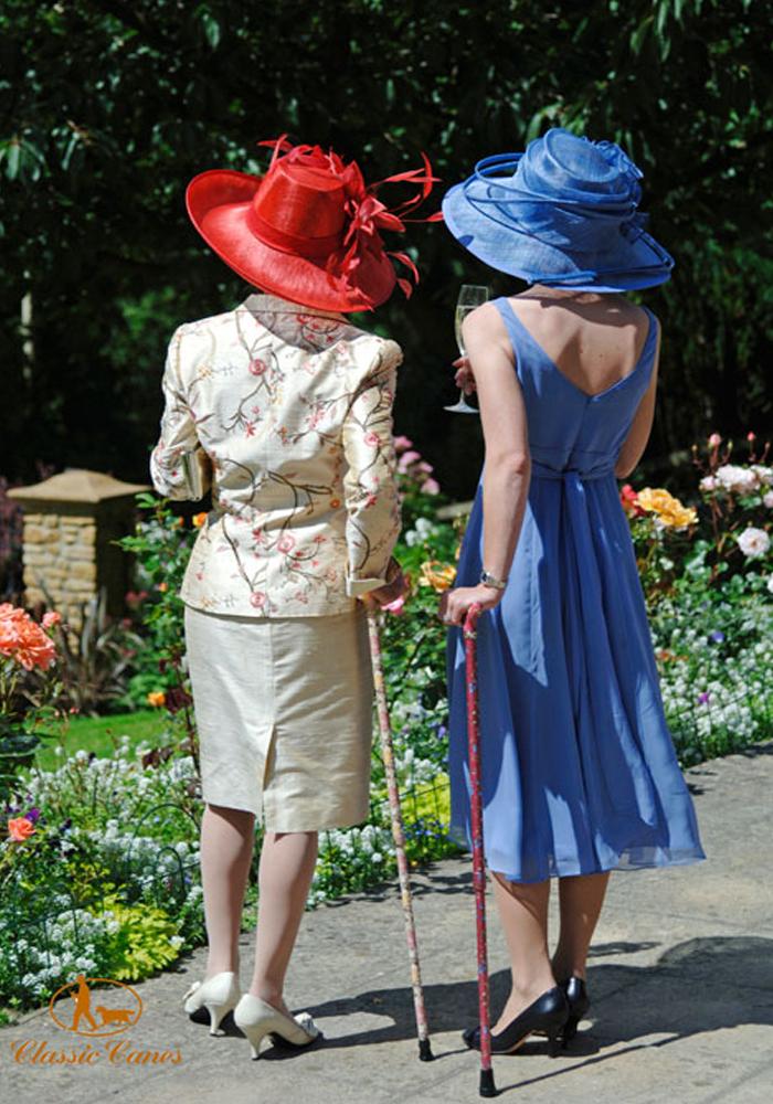 英國Classic Canes│時尚手杖-4652B
