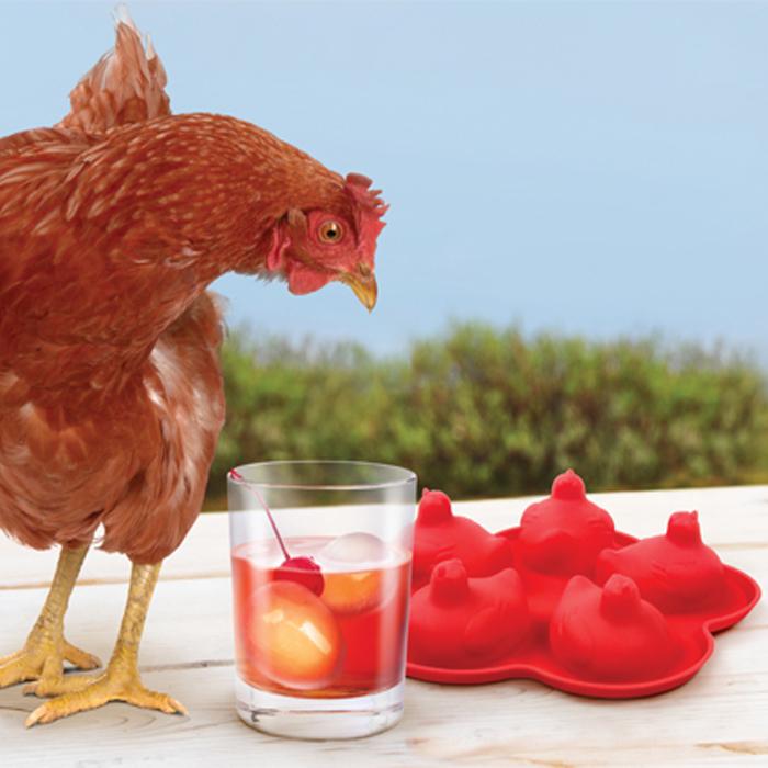 Fred & Friends | Hatched 雞生蛋概念製冰盒