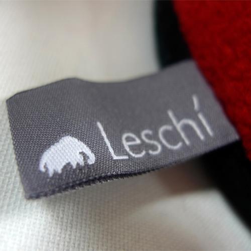 德國萊思綺Leschi|身體局部熱敷/冷敷袋(愛心造型-紅底白點)