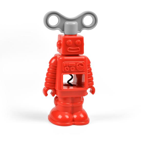 Fred & Friends|RBTL Robottle Corkscrew 機器人造型開瓶器
