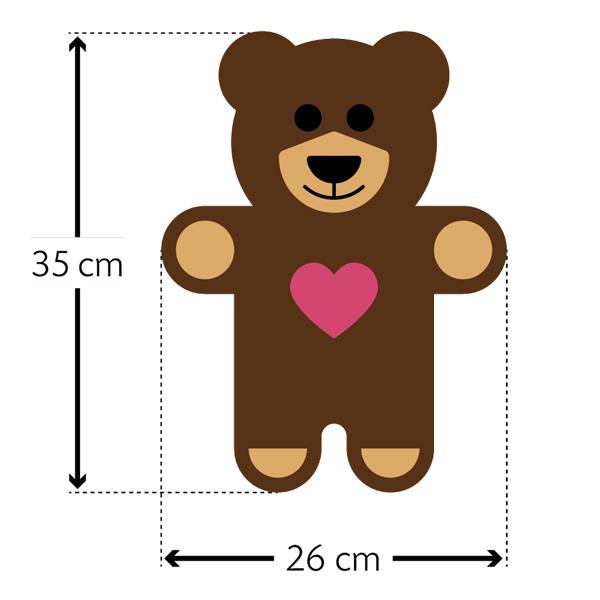 德國萊思綺Leschi|身體局部熱敷/冷敷袋 (泰迪熊造型)