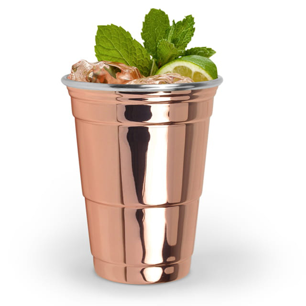 Fred & Friends|The Copper Party Cup 美國經典派對杯- 玫瑰金