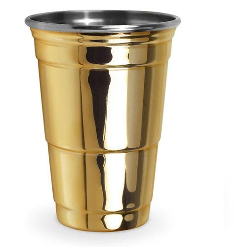 Fred & Friends | The Copper Party Cup 美國經典派對杯-金色